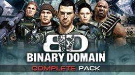 [Steamkey] Binary Domain Complete Pack @ GMG