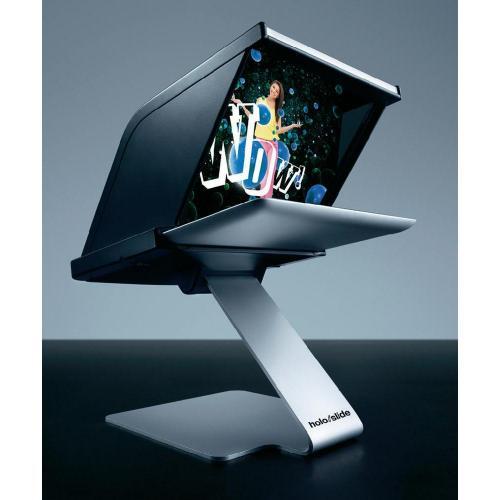 Holoslide für holografisch wirkende Projektionen auf dem iPad für 59,95 €
