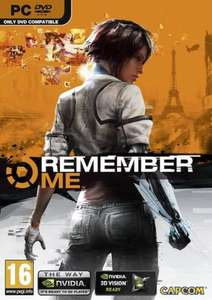 [STEAM][UK-Import] Remember me PREORDER @ 2game.com
