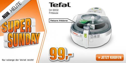 TEFAL GH8002 ActiFry Plus Heißluftfritteuse @Saturn