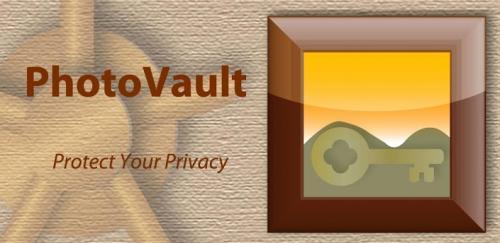PhotoVault (Fotos gegen Zugriff sichern) kostenlos @ Amazon App Shop