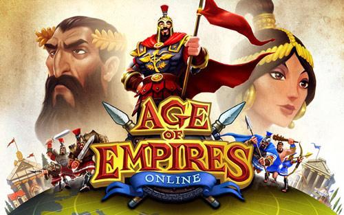 """Age of Empires Online"" Beta-Key"