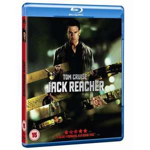Blu-ray - Jack Reacher für €11,99 [@Play.com]