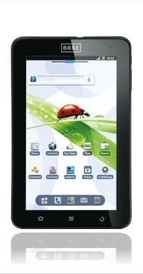 BASE Tab 7.1 ZTE Android-WLAN-16 GB für nur 99,- EUR inkl. Versand [Ohne Simlock/ohne Vertrag)