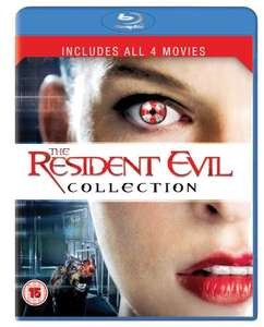 The Resident Evil Collection [Blu-ray] (Englisch)