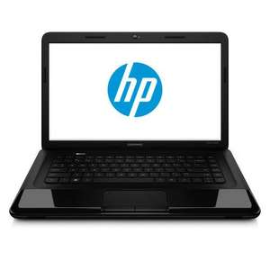 HP CQ58-344SG Dual-Core Notebook Einsteiger (15,6 Zoll, 500GB HDD, 4GB RAM, Win 8) @eBay