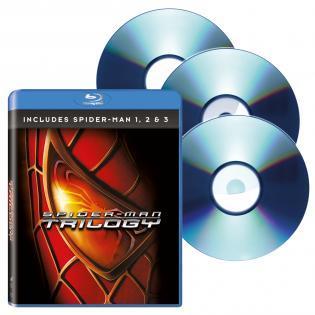 Spider-Man Trilogie für 17€ inkl. Versand @Redcoon