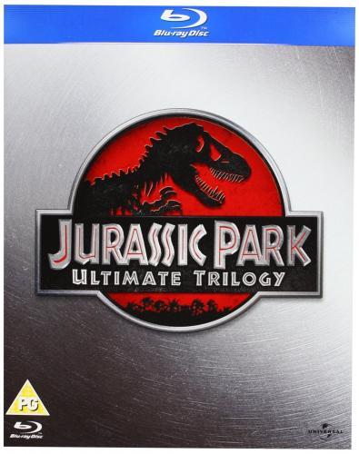Jurassic Park Ultimate Trilogy für 12,60 € inkl. Versand @ Amazon.co.uk