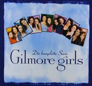 Gilmore Girls komplette Serie in Superbox