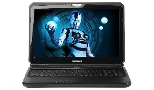 Medion Erazer X6821 98056 I7,GTX670m,Full HD matt, 750GB, 16GB RAM, B-Ware