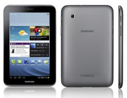 SAMSUNG Galaxy Tab 2 7.0 3G 16GB titanium-silber für 177 Euro @MediaMarkt.de