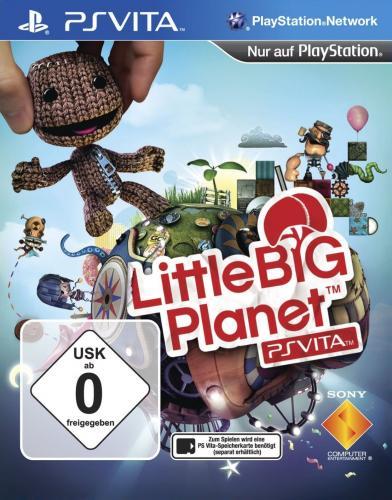 Little Big Planet / PlayStation Vita @Conrad