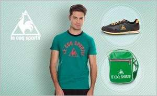 Le Coq Sportif Schuhe & T-shirts Sales