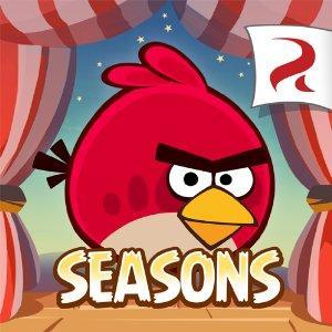 Angry Birds Seasons Ad-Free heute kostenlos im Amazon App Store