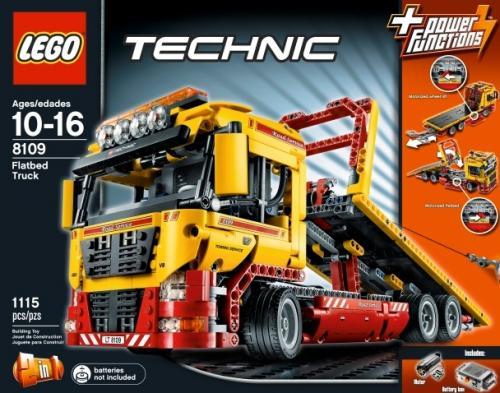 Ab 13.06. Lego 8109 Tieflader für 64,99 € bei Penny