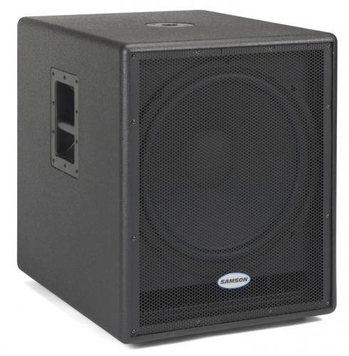 Bassbox Samson D1800A für nur 385,- EUR inkl. Versand