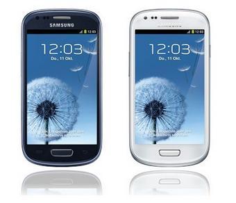 Samsung S3 mini für 179 Euro wieder bei BASE