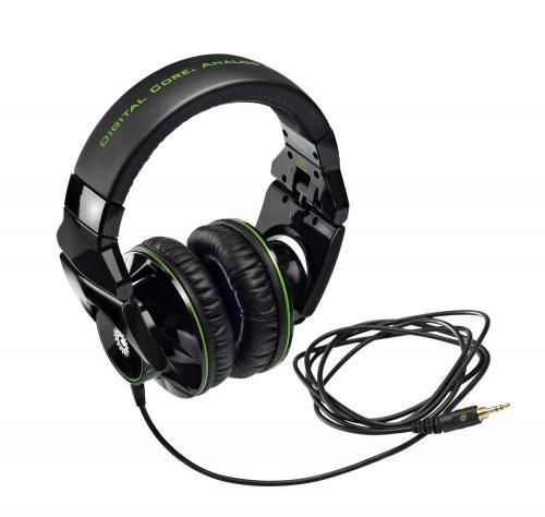 Hercules DJ-Adv. G501 Kopfhörer in schwarz für 49,95 frei Haus beim dealclub