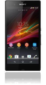 Sony Xperia Z Schwarz @ BASE zu 449€ inkl. Versand