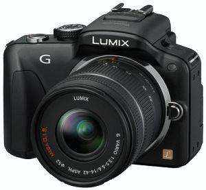 Panasonic Lumix DMC-G3 Vario 14-42mm Kit