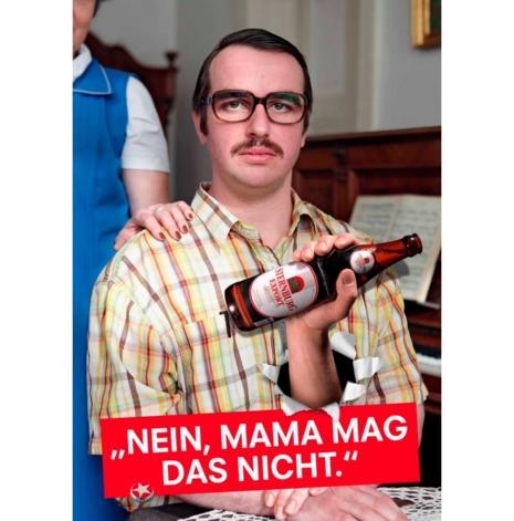 STERNI-GEGNER-POSTER // witzige Plakate von Sternburg