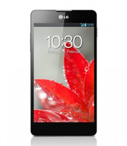 "LG Optimus G - E975 - Smartphone - Quadcore - 4,7"" HD Touchscreen - 13 MP Kamera"