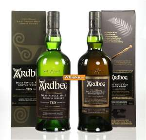 Ardbeg Ardbog + Ten (Scotch Single Malt Whisky)