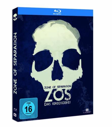 ZOS: Zone of Separation - Das Kriegsgebiet [Blu-ray] für 7,99 € @ amazon.de