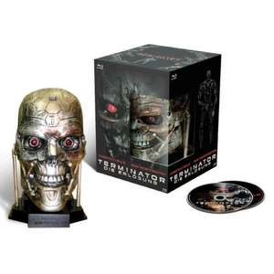 "[Edit] [thehut.com] Terminator Salvation T-600 Limited Edition Packaging Blu-ray für 24.53€ [Coupon ""BHB2""]"