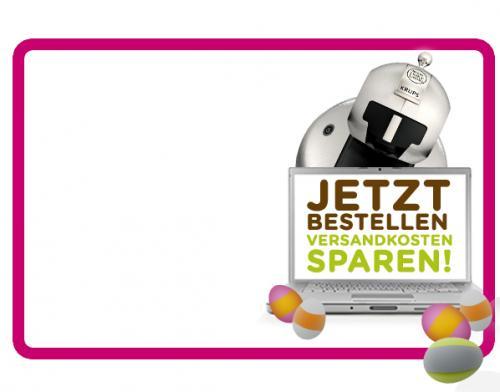Verlängert bis 26.04.: pro Bestellung eine Packung Nesquik gratis und VSK frei bei dolce-gusto.de
