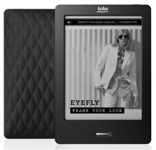 [Wieder nachgelegt!]Kobo Touch 60€ & Kobo Mini eBook Reader 40€