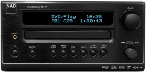 NAD C717 Micro Hifi mit DVD ca. 240 Euro
