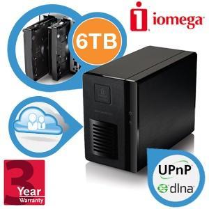 [iBood] IOMega ix2 NAS inkl. 6TB
