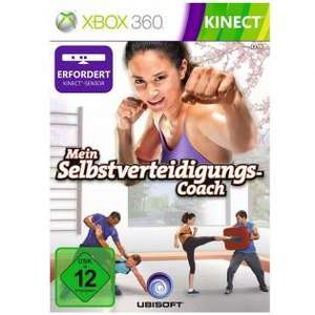 XBOX Kinect Mein Selbstverteidigungs-Coach