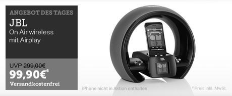 [brands4friends.de] JBL On Air Wireless  für 99 € ab 07:00 Uhr - Schnell sein -