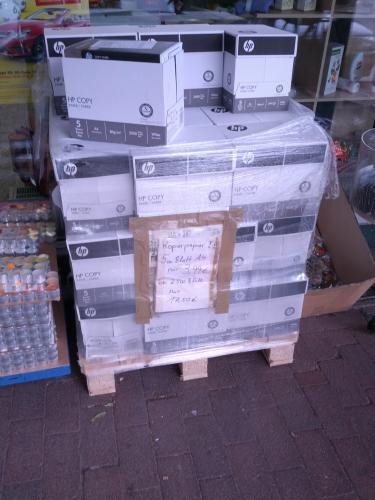 [Lokal] Hannover Heidering - HP Kopierpapier 2500 Blatt - 17.50€