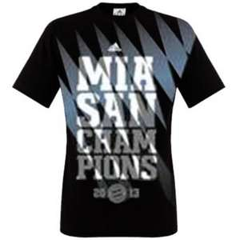 FC Bayern Champions League Shirt Mia San Champions
