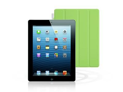 Apple iPad mini Wi-Fi 16 GB mit Belkin FlipBlade
