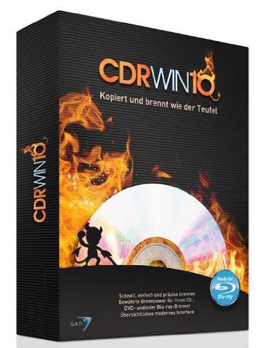 CDRwin 10  (Win7 und 8) kostenlos statt 16,95 € @ engelmann.com