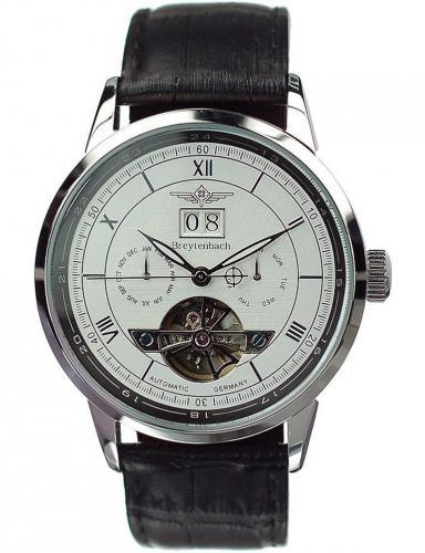 Amazon: Breytenbach Herren-Armbanduhr -  111,97€ statt 299,00€
