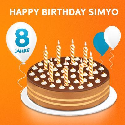 [FB] Ein Monatspaket 100 / 200 oder Internet Flat Maximum (3GB) einen Monat kostenlos @simyo