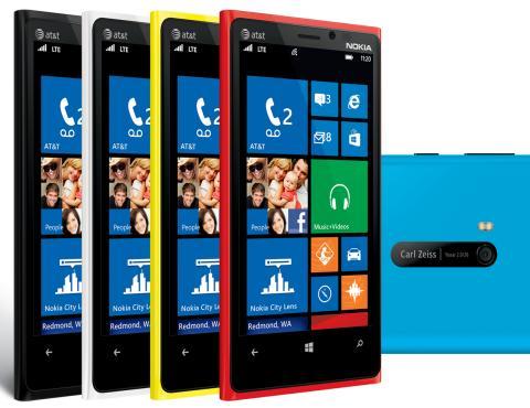 (Schubladenverträge) Nokia Lumia 920 für 199€