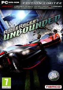 [Steam] Ridge Race Unbounded @GMG