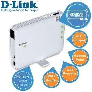 D-Link DIR-506L Pocket Cloud Router für 29,95€ + 5,95€ Versand @ IBood