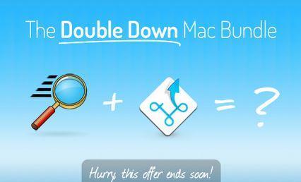 [MAC] Double Down Mac Bundle – Mini-Bundle mit bis zu 2 Apps zum selbstbestimmten Preis