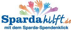 Sparda-Bank spendet wieder 2 Euro pro Klick (spardahilft)