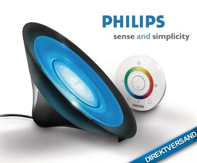 Philips LivingColors Aura Black  über Daily Deal