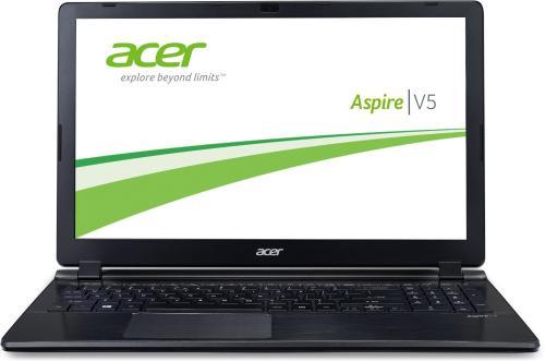 """Acer Aspire V5-572G mattes 15.6"""" (1.366 x 768) Notebook (Alugehäuse) mit i5-3337U, 4GB RAM, 500GB HDD und einer GT750m! (inkl. Backlight Tastatur)"""