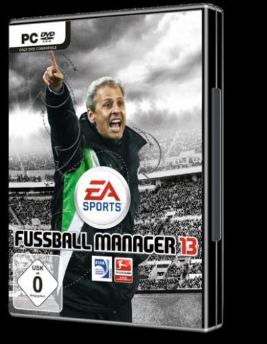 Fussball Manager 13 für 9,99 £ (11,75 €) anstatt 54,99 € im UK origin store
