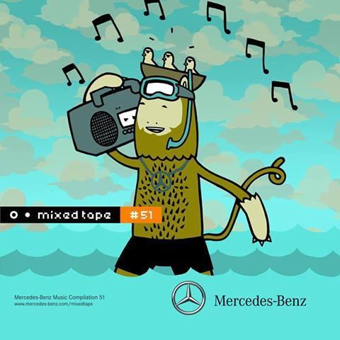 neues Mercedes Benz mixed tape #51